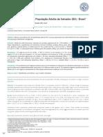 Hipertensão Arterial Na População Adulta de Salvador - Ba
