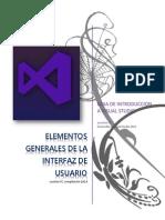Elementos Generales de La Interfaz de Usuario