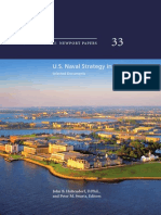 US Naval Strategy in the 1980s