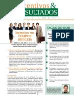 Incentivos e Resultados - Incentivos em Tempos Difíceis - www.editoraquantum.com.br