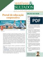 Incentivos e Resultados - Portal de Educação Corporativa - www.editoraquantum.com.br