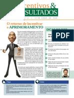 O Retorno de Incentivar o to No Trabalho - Www.editoraquantum.com.Br