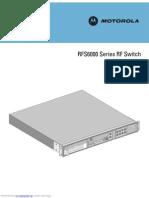 Rfs6000 Series