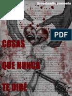 COSAS QUE NUNCA TE DIRÉ, por Eva Márquez
