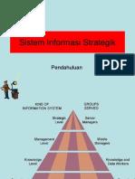 sistem informasi strategik
