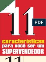 11 Características para você seu um Supervendedor