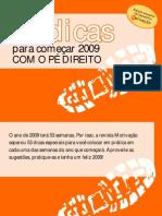 53 dicas para começar o ano com o pé direito - www.editoraquantum.com.br