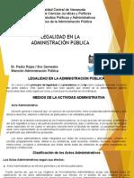 Legalidad FAP
