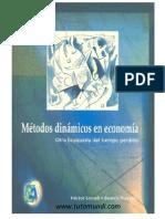 Métodos Dinámicos en Economía - Héctor Ortega-TUTOMUNDI.com