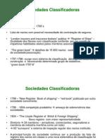 Sociedades ClassificadorasREVDEZ2012