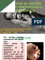 Cuidados Al Recien Nacido Prematuro e Hipotrofico Enviar