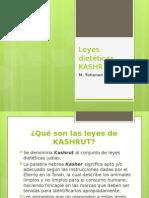 3-Leyes Dietéticas y Salud (Kashrut)