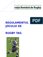 Regulament Rugby