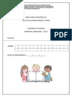 Avaliação Diagnostica Port 2014