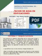 5. Dotacioqqn de Aguas en Edificaciones