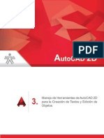 CONTENIDO 3 autocad 2d