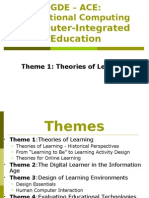 Learning Theories[1]