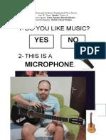 Atividade sobre Music