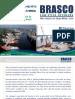 Logistica Offshore Brasco