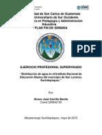 Informe Final Alvaro Carrillo