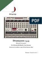 drumazon-manual-es