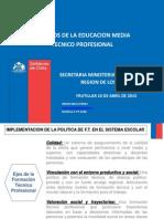 Desafíos de La Educación Media TP