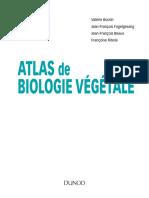 Atlas de Biologie Végétale BCPST 1ère Et 2ème Années