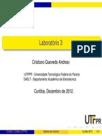 6_2 - Lab 3 - Laplace - Motor CC