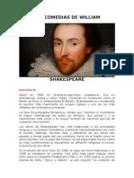 Las Comedias de William Shakespeare