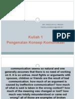 PGT 203 - Kuliah 1-Asas Komunikasi