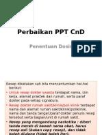 Perbaikan CnD