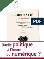 De la démocratie en numérique