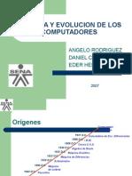 HISTORIA Y EVOLUCION DE LOS COMPUTADORES.ppt