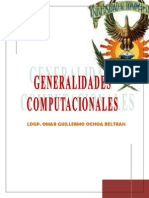 Generalidades Computacionales PDF