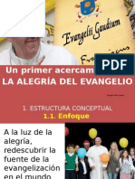 LA ALEGRIA DEL EVANGELIO PPT