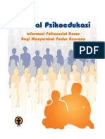 Manual Psikoedukasi