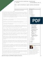 Composição Imagem - Características Principais