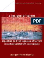 Marguerite Feitlowitz-A Lexicon of Terror_ Argentina and the Legacies of Torture, Revised and Updated With a New Epilogue-Oxford University Press (2011)