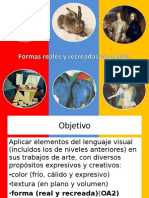 Presentación de arte 3° básico