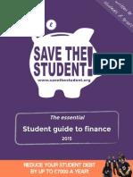 TheEssentialStudentGuideToFinance_2015