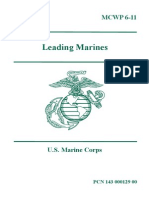 MCWP 6-11 Leading Marines