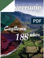 Revista Aniversario Caylloma Web