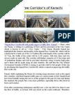 Signal Free Corridor of Karachi