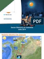 Sector Eléctrico Colombiano