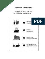 Elementos Basicos de La Gestiòn Ambiental