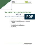 Microsoft Office Word -II Parte