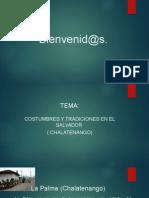 Costumbres y Tradiciones (La Palma, San Ignacio)