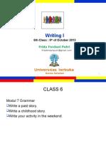 Writing1_Pertemuan6_Modul 7_Arif Frida.ppt