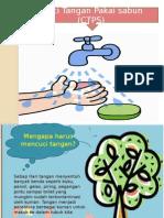 Cuci Tangan Pakai Sabun (CTPS) Konsep