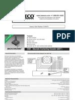 Encoder Datasheet